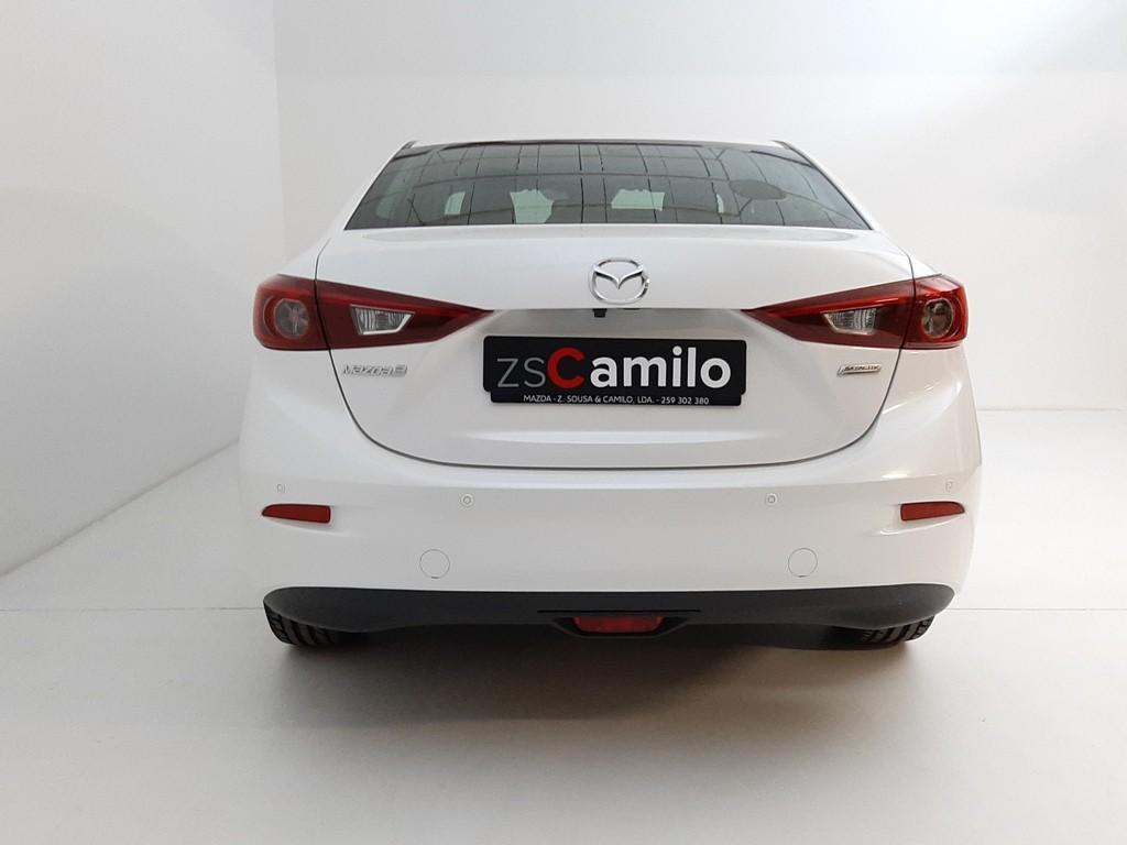 Mazda 3 1.5 Skyactiv-D Excellence Navi HT